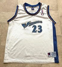 Washington Wizards Michael Jordan Youth L 14-16 Jersey Champion Basketball NBA