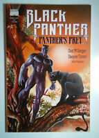 Black Panther: Panther's Prey #1 (1991) Marvel 9.2 NM- Comic Book