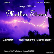 Sleep/ Meditation CD.Mother Storm. One Continuous Hour of One Mother of a Storm.
