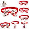 Pet Dog Cat Valentine's Day Collar Bow Tie Necktie Adjustable Fahsion