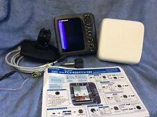"""Furuno FCV-628 5.7"""" Color LCD Sounder Fishfinder With Rez-boost"""