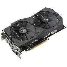 ASUS Radeon RX 570 4gb STRIX Rog