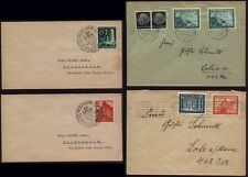 WWII German & Colonies Cover Stamps
