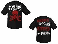 ALESTORM - Death Metal - T-Shirt - Größe Size M - Neu