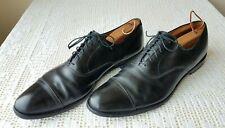 Allen Edmonds Park Avenue Black Leather Oxford Cap Toe Men's Size 14 AA