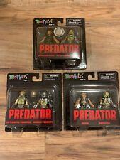 Minimates TRU Predator Series 1 6 Figure Set Extraction Dutch Masked Predator
