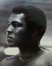 Muhammad Ali, After Thrilla in Manilla (Framed Art Signed Sports Memorabilia)