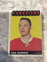 1965-66 Topps Ted Harris #5 Rookie