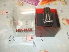 new boxed official promotional marvel ant-man binary watch wristwatch,free p+p