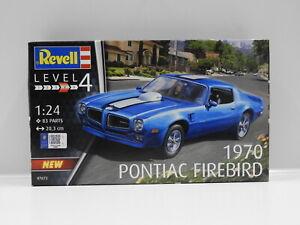 1:24 1970 Pontiac Firebird Revell 7672
