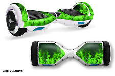 Skin Decal Wrap for Hover Board Self Balancing Scooter Swagway X1 Sticker ICE G