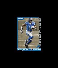 Roy Williams Lions Cowboys Fathead Tradeable 2008 NFL G109