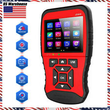 EOBD OBD2 CAN Car Diagnostic Scanner Check Fault Code Reader Scan Tool