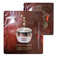 Sulwhasoo Timetreasure Invigorating Cream 1ml (10pcs ~ 100pcs) Newist Version