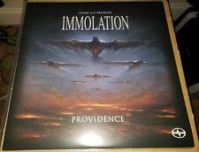 "Immolation – Providence 12"" EP lp"