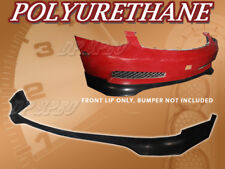 FOR 03-07 G35 2DR COUPE T-RA POLY URETHANE PU FRONT BUMPER LIP SPOILER BODY KIT