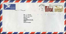 South Africa 1986 Commercial Airmail Cover To England #C32680