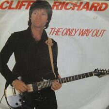 """Cliff Richard(7"""" Vinyl P/S)The only Way Out-EMI 5318-UK-VG/VG"""