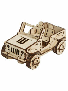 """Polly / Constructor """"Military Jeep"""", off-road vehicle"""