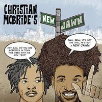 Christian McBride - New Jawn (NEW CD)