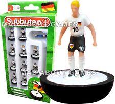 Alemania, el nuevo Subbuteo Fútbol Soccer Team Juego Paul Lamond Deutschland