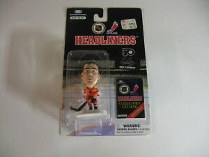 "NEW 1997 Headliners NHL ERIC LINDROS  3"" Action Figure PHILADELPHIA FLYERS"