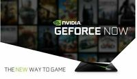 NVIDIA GEFORCE NOW | Free Tier | PC / MAC GLOBAL | INSTANT DELIVERY 24/7