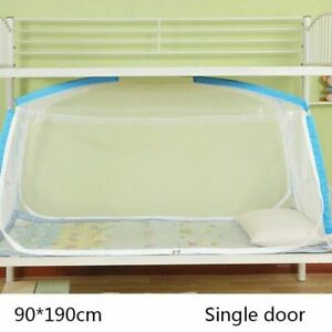 Student Mosquito Net Single Bed Bunk Bed Tent University Dormitory Anti-Mosquito