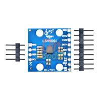 LSM9DS1 IMU 9DoF Precision Accel Mag Gyro Attitude Sensor SPI I2C for Arduino