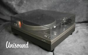 Sony PS-6750 Direct Drive Turntable Record Player in Very Good Condition
