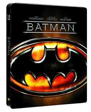 Batman [ Steelbook ] - Dutch Import  Blu-Ray NEW