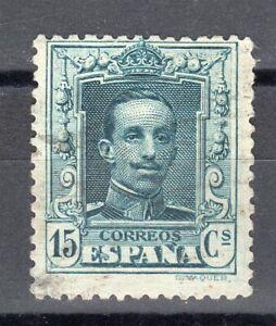 ESPAÑA 1922-1930 EDIFIL 315 USADO ALFONSO XIII TIPO VAQUER