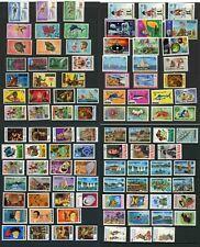 100 GRENADA Grenada Grenadines stamps 1966 - 1976