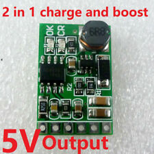 5V UPS Power Diy Board Charger &Step-up DC Converter Module 3.7V Li-ion LiPo L10
