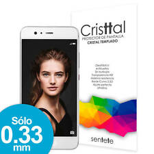 Sentete® Huawei P10 Protector de Pantalla de Cristal Templado PREMIUM