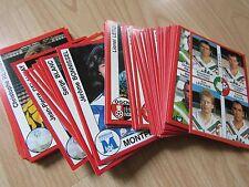 PANINI FOOTBALL 95 - 1995 - Vente à l'unité  de stikers originaux  neufs