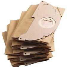 15 VACUUM CLEANER BAGS FOR KARCHER A2004 2501 2601 3001 A2200 A2054