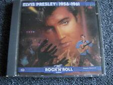 Elvis Presley-The Rock n Roll Era-1956-1961 CD-Time Life Music-1989 Germany-Rock
