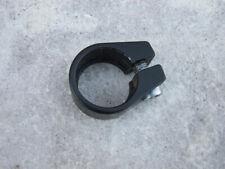 Bicycle Original Steel Seatpost Clamp Outer Diameter 28.6mm Black 230411 New