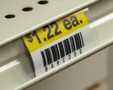 Supermarket Gondola Shelving Insert Strips 3.5