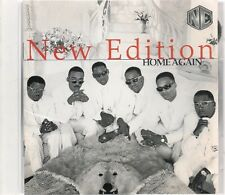 CD ALBUM 13 TITRES--NEW EDITION--HOME AGAIN--1996