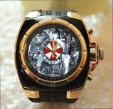 Umbrella Corp Resident Evil UNIQUE Commando Army Style Chunky Gift Wrist Watch