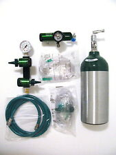 Aviation Oxygen System Dual Control Pilot Oxygen - New by Delta AirKing