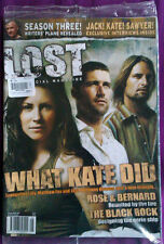 Sealed Lost Official Magazine #5 Sep/Oct 2006 Evangeline Lilly, Josh Holloway
