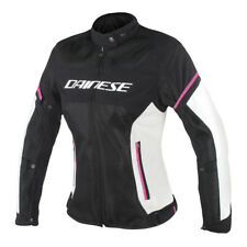 Air Frame D1 Lady te - Dainese Black/vaporous-gray/fuxia 46