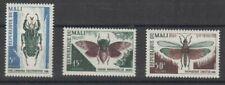MALI, 1967 Insekten 151-53 **, (29796)