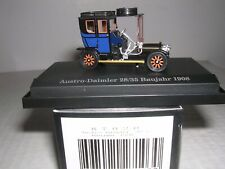 ATLAS #87020  1908 Austro-Daimler 28/35 Baujahr  LimoH.O. 1/87