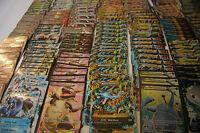Pokemon TCG : 100 CARD LOT Rare Common Uncommon GUARANTEED EX RARES & HOLO CARDS