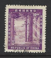 CHINA  #1097  Used  FOREST CONSERVATION
