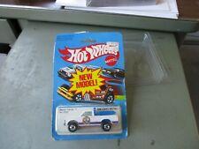 Vintage 1981 Hot Wheels Beach Patrol #3922 1/64 Die Cast Moc